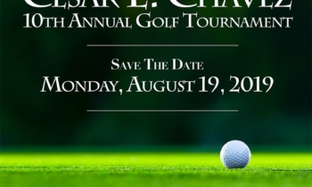 Annual Cesar E. Chavez Golf Tournament